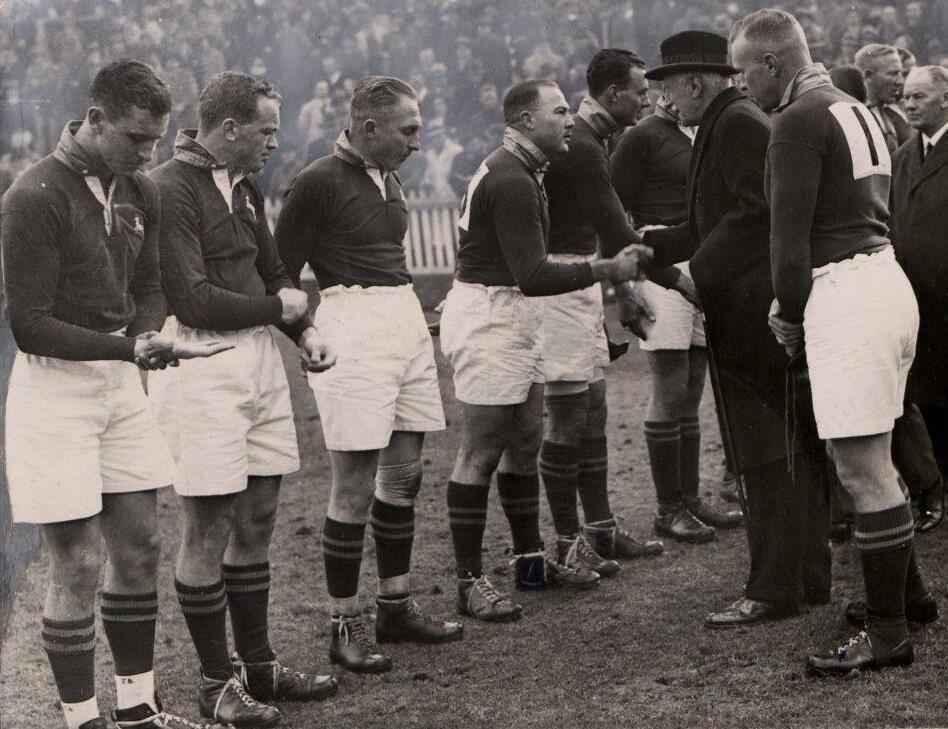 1937 Springboks