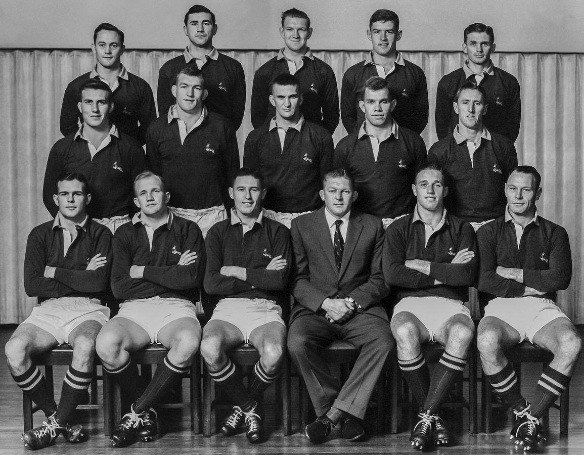 1960 Springboks