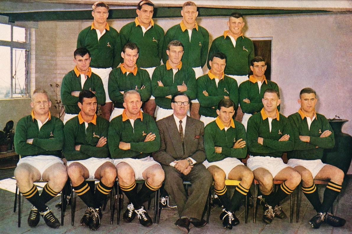 Springboks 1962