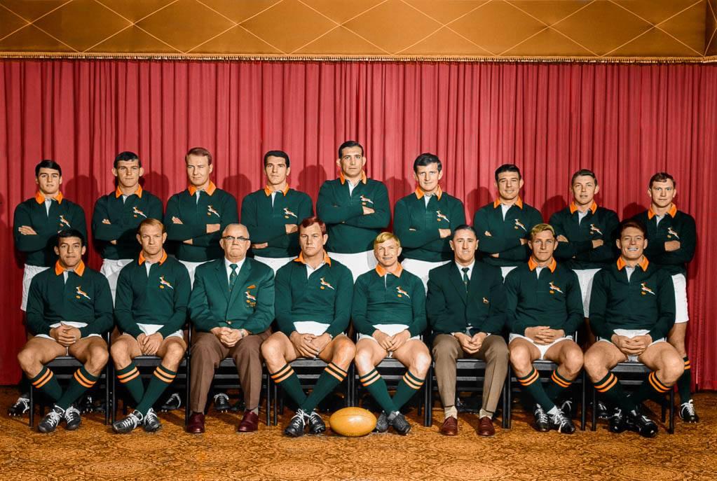 Springboks 1967